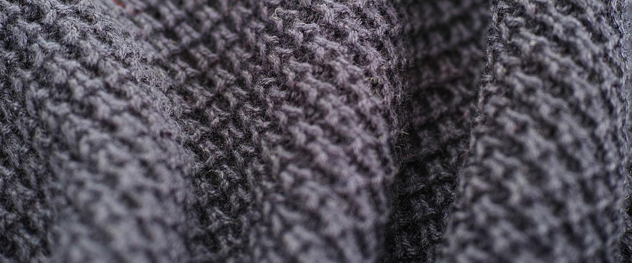 Close-up of cotton fabric